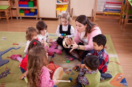 formingsaktiviteter i barnehagen
